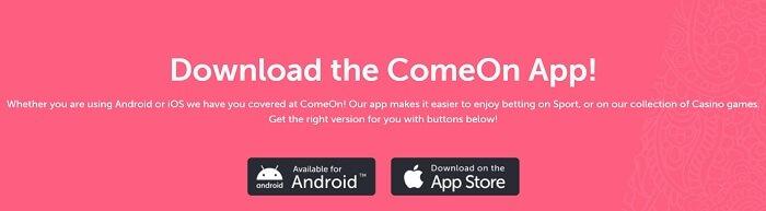 ComeOn Mobile