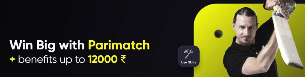Parimatch Sports Bonus India