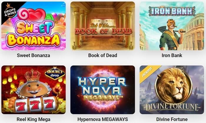 LeoVegas Casino & Slots